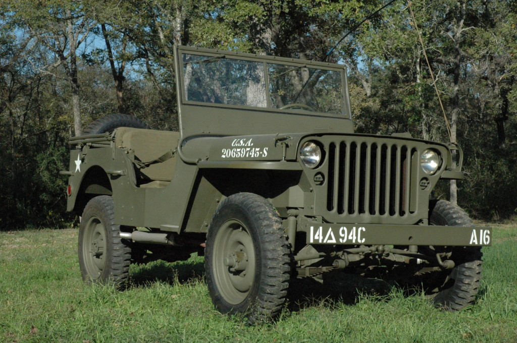 WWII MB Jeep
