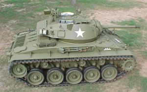 M24 Chaffee After