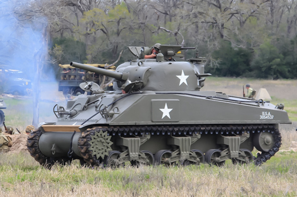 sherman station singles This page details the development and operational history of the m4 sherman (medium tank, m4) medium tank tracked combat vehicle including technical specifications and pictures.