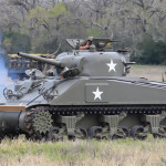 WWII M4A3 Sherman