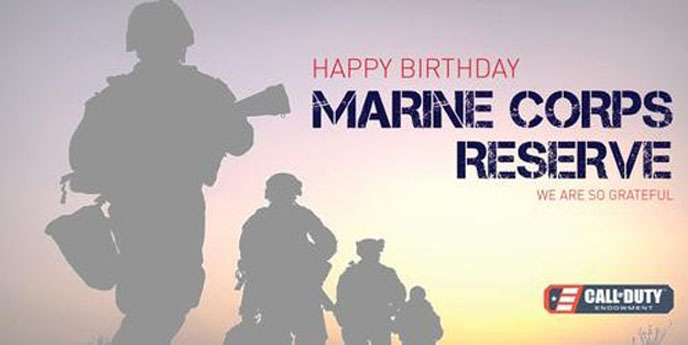 This Day In History Marine Corps Reserves Birthday Museum Of The American G I